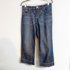 Kut From the Cloth Cropped Jean Size 8